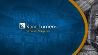 NanoLumens Corporate Campus Deck