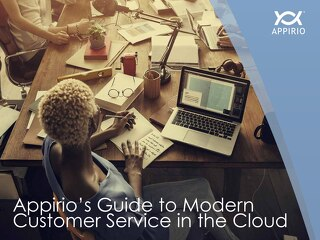 Appirio's Guide to Modern Customer Service in the Cloud