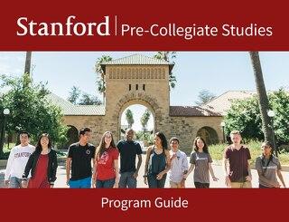 Stanford Pre-Collegiate Studies Program Guide 2018
