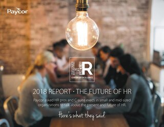 HR Trendcast Report
