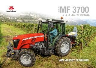 MF 3700 Prospekt - DE