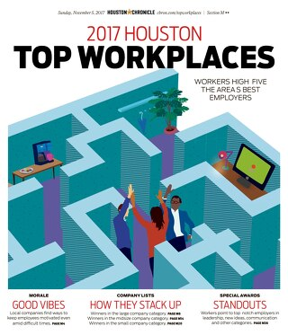 2017 Houston Chronicle Top Work Places