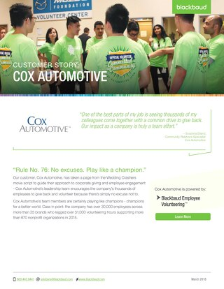 Cox Automotive - Customer Story
