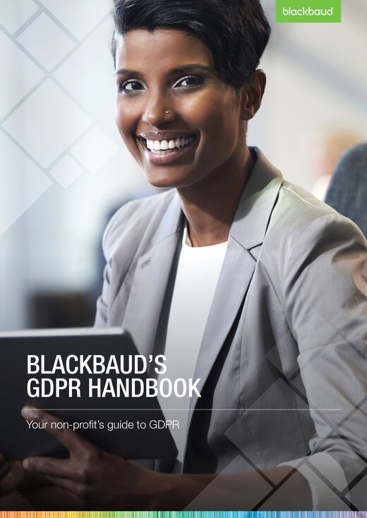 GDPR Handbook for Non-Profits