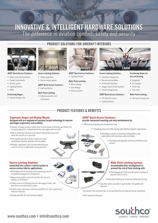 Aircraft Interior Solutions Overview