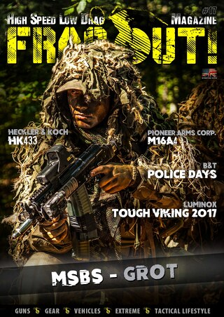 Frag Out! Magazine #17