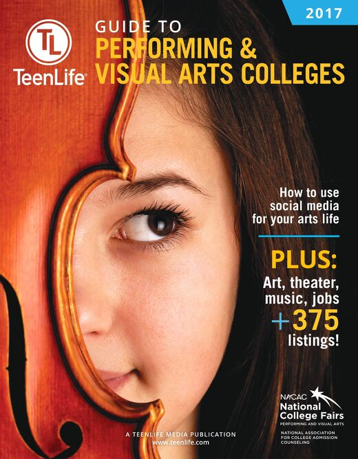 2017 Guide to Performing & Visual Arts Colleges