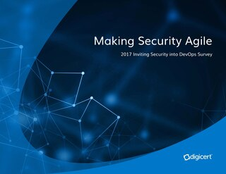 Making Security Agile