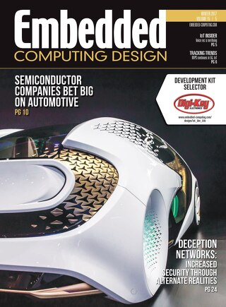 Embedded Computing Design – Winter 2017