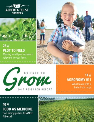 Alberta Pulse Growers, Pulse Research Magazine