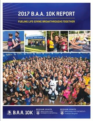 2017 B.A.A. 10K Report
