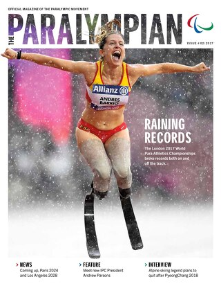 The Paralympian Issue No. 2 2017