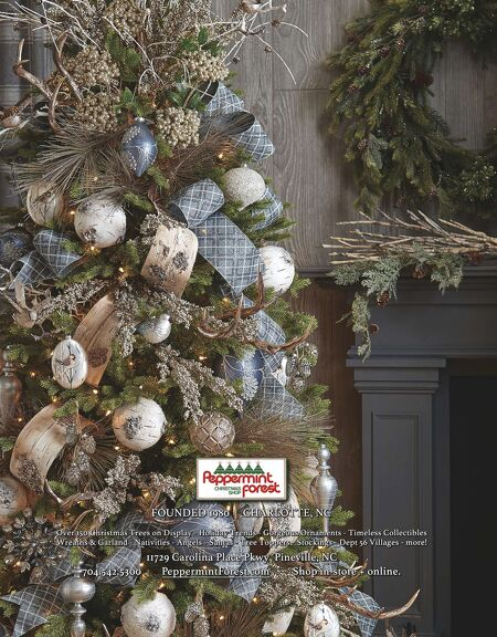 contents of this issue - Peppermint Forest Christmas Shop