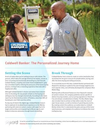 Coldwell Banker - Skyword Case Study