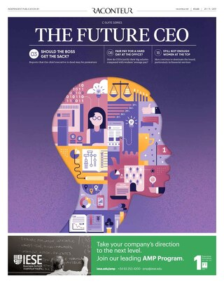 The Future CEO special report 2017