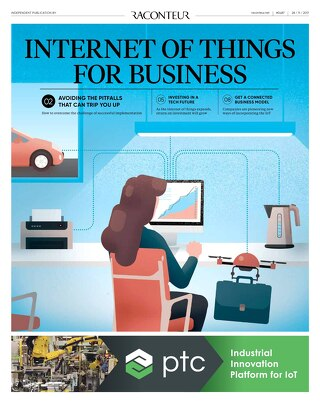 The Internet of Things for Business special report 2017