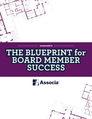 Blueprint for Board Member Success Action Sheets