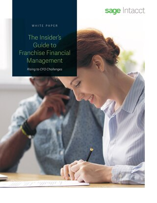 Franchise Financial Management Insiders Guide