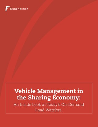 Vehicle Management in the Sharing Economy