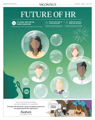 The Future of HR special report 2017
