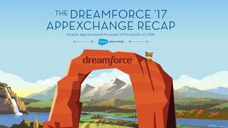 AppExchange at Dreamforce '17 Ebook