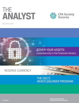 The Analyst December 2017