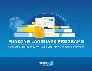 Funding K-12 Language Programs