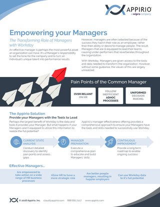 Empowering your Managers