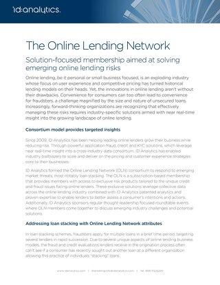 Online Lending Network