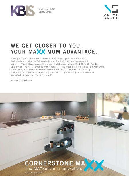 Kitchen & Bath Design News - DEC 2017