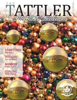 Tattler ~ December 2017