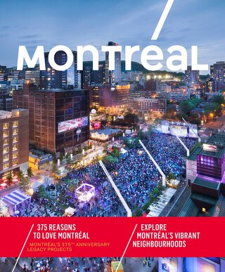 Montréal Feature 2017