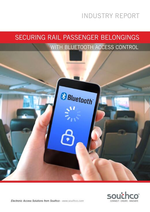 Securing Passenger Belongings with BLUETOOTH® Access Control