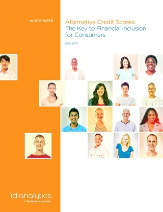 Alternative Credit Scores: The Key to Financial Inclusion for Consumers