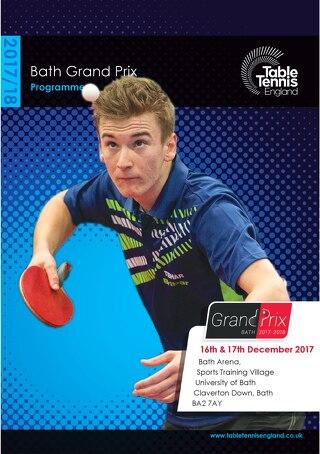 Bath Grand Prix 2017-18