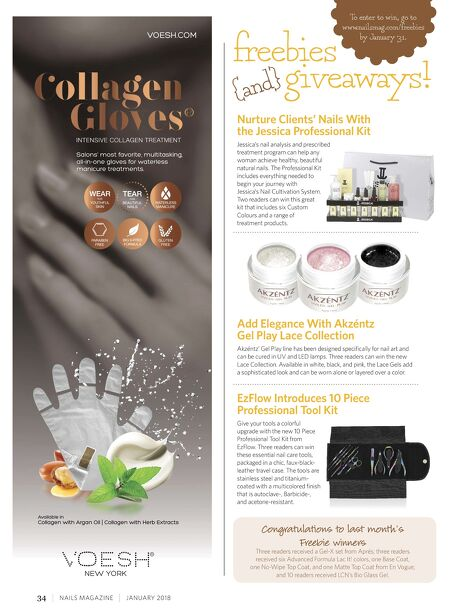 January magazine freebies and giveaways