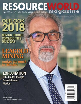 Resource World - December-January 2018 - Vol 16 Issue 1