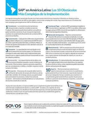 SAP en America Latina