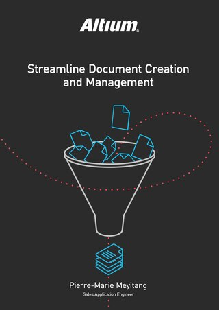 Streamline Document Creation and Management