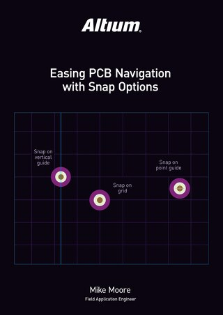 Easing PCB Navigation with Snap Options