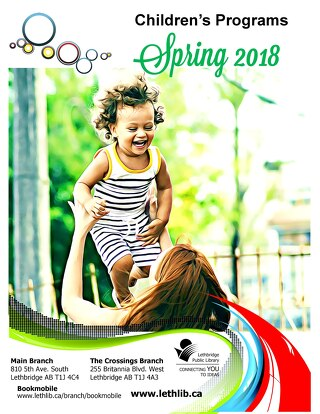 Children's Programs Spring 2018