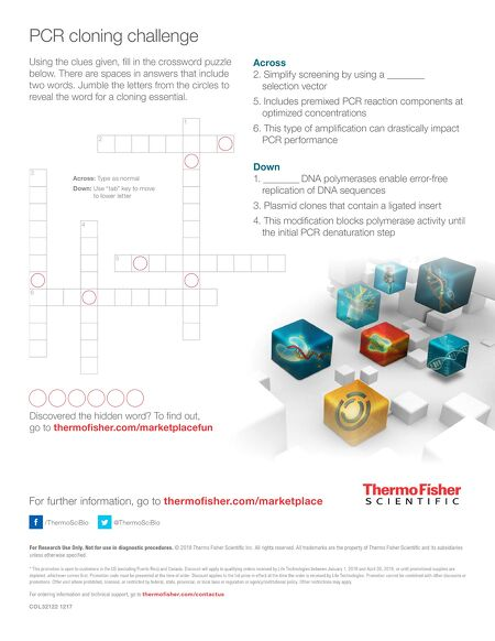 Thermofisher thermo scientific marketplace q 1 2018 contents of this issue ccuart Images