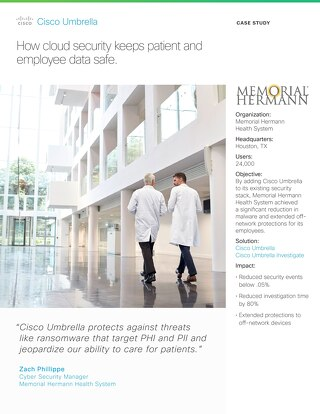 Memorial Hermann Health System Customer Story
