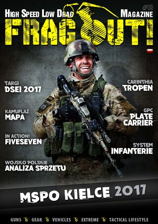 Frag Out! Magazine #18 PL