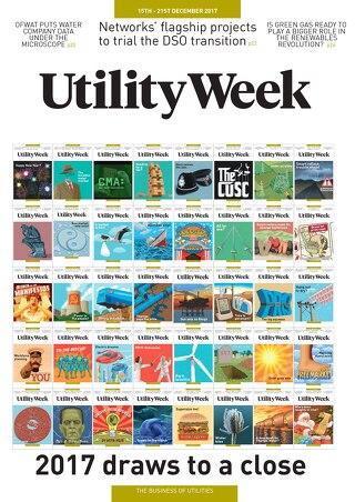 Utility Week 15th December 2017