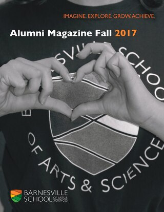 Fall of 2017 Alumni Magazine