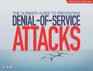 Cyber Security Threat Series: Denial of Service Attacks