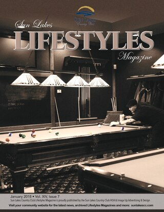 Sun Lakes Lifestyles January 2018