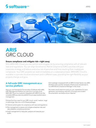 Facts about ARIS GRC Cloud