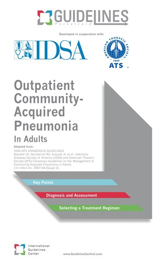 Outpatient Community-Acquired Pneumonia